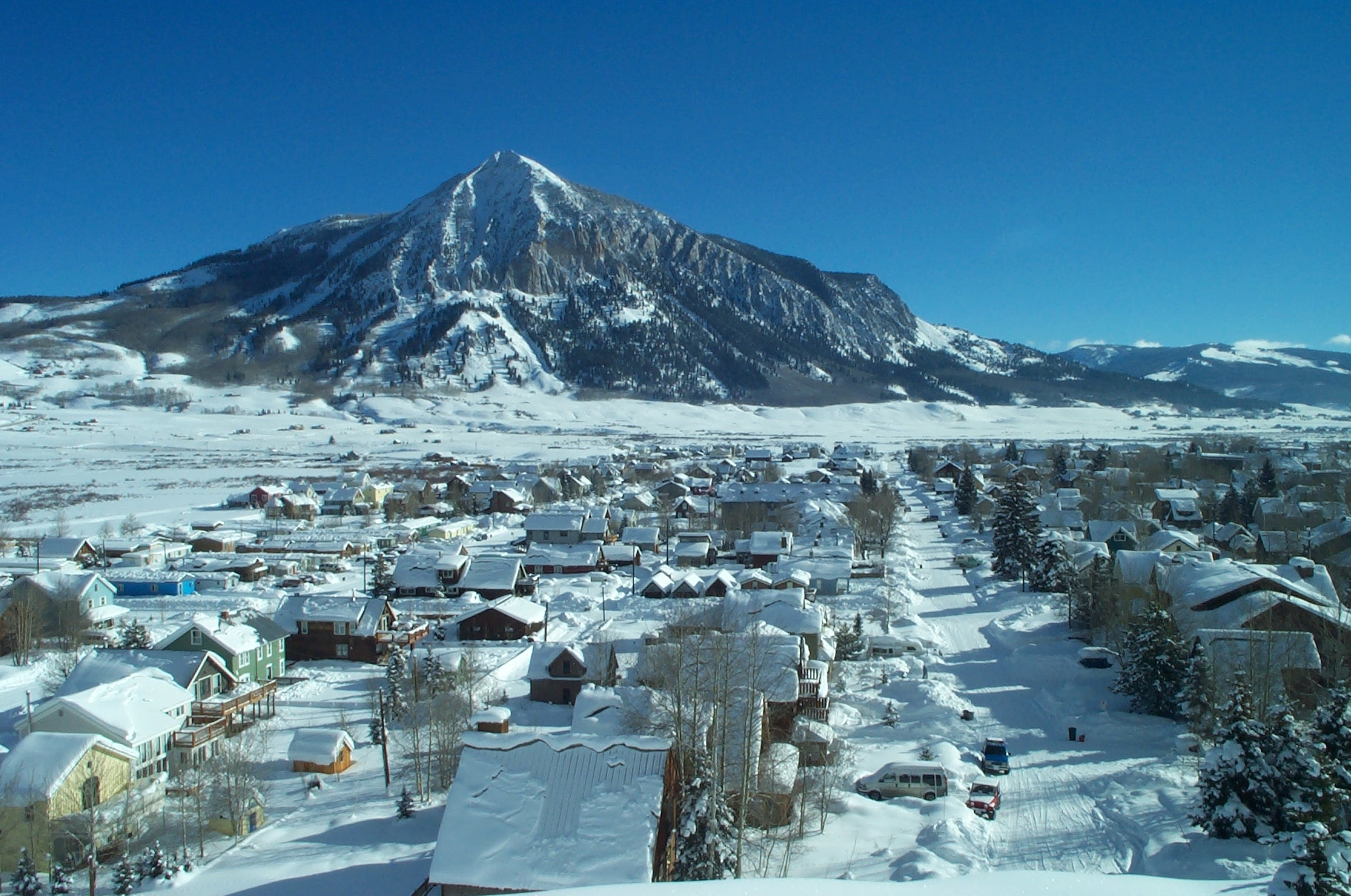community information crested butte