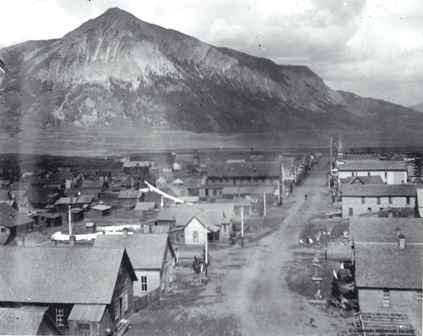 history of crested butte crested butte